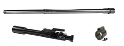"6.5 Grendel/LBC Barrel 20"" Rifle with BCG & Tunable Low Pro Gas Block"