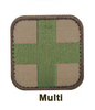 "Medic Patch - Hook & Loop 2""x 2""- 231"