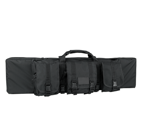 "133 - 36"" Padded Rifle Case with Modular Pouches"