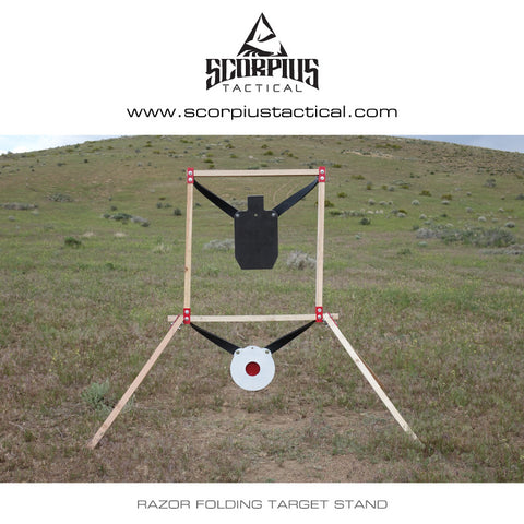 Target Stand Elbows For MRTS and Razor Target Stands - Scorpius Tactical