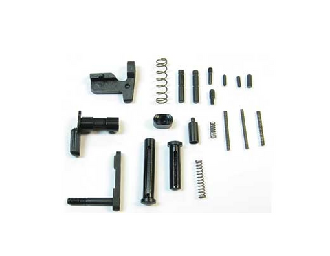 AR10 CMMG Lower Receiver Parts Kit Without Grip/Fire Control Group