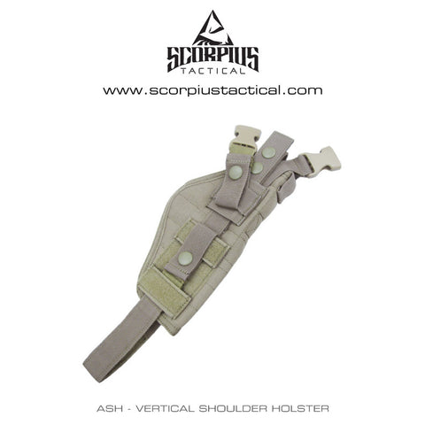 ASH - Vertical Shoulder Holster