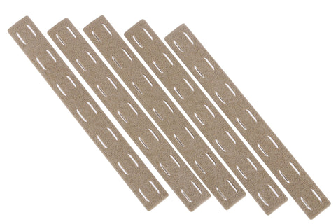 "Bravo Company Manufacturing 5.5"" M-LOK Rail Panel Kit - 5 Pack"