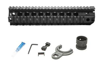 BCM Gunfighter Quad Rail 10