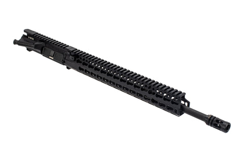 "Bravo Company Manufacturing 16"" Mid-Length Enhanced Light Weight Fluted AR-15 5.56 Barreled Upper Receiver - 13"" KMR Alpha Handguard"