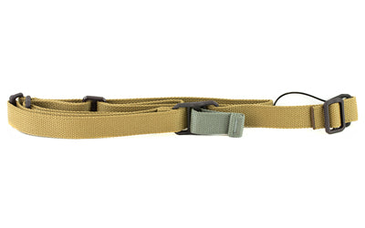 Blue Force Gear, Sling, Fits AK, Standard, Molded Acetal Adjuster, Coyote Brown
