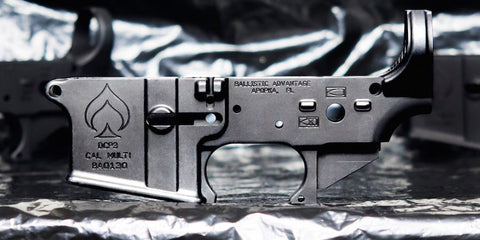 Ballistic Advantage - Lower Receiver