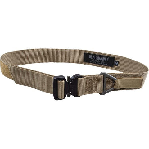 "BLACHAWK! CQB Rigger Belt With Cobra Buckle - Small (up to 34"")"