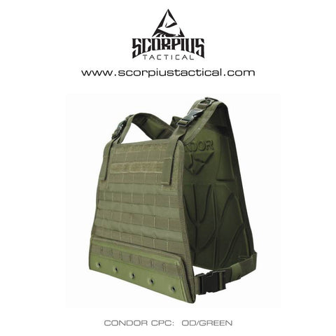 CPC - Compact Plate Carrier - Quick Release - Condor