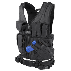 CV - Cross Draw Vest - Condor