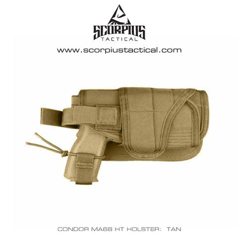 MA68 - HT Horizontal Molle Holster - Condor