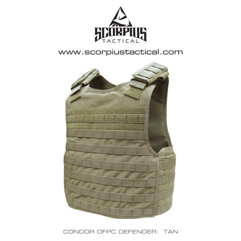 Defender - DFPC Plate Carrier - Condor