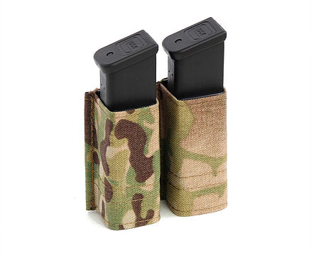 Esstac Double Pistol GAP Double Stack KYWI Hybrid Kydex Mag Pouch