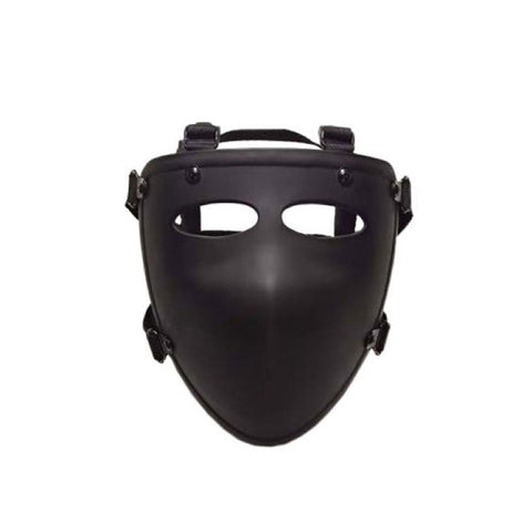 High Ballistic Half Face Mask Level 3A (For Use With Helmet)
