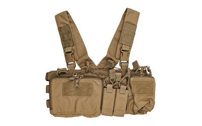 Haley Strategic Partners D3CRH Heavy Chest Rig X Harness Coyote Brown