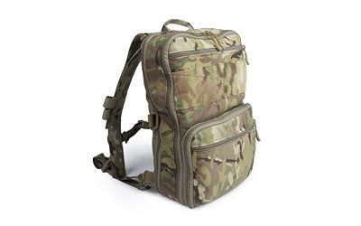 Haley Strategic Partners Flatpack Backpack Multicam