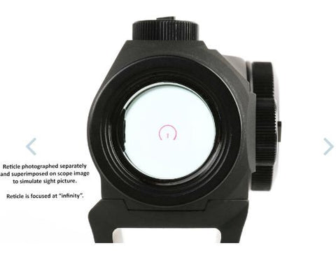 Holosun Paralow HS503G Red Dot Sight- ACSS Reticle