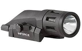 INFORCE Multi-Function Weapon Mounted Light (WML), 400 Lumens