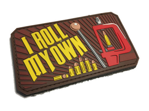 I Roll My Own- Morale Patch