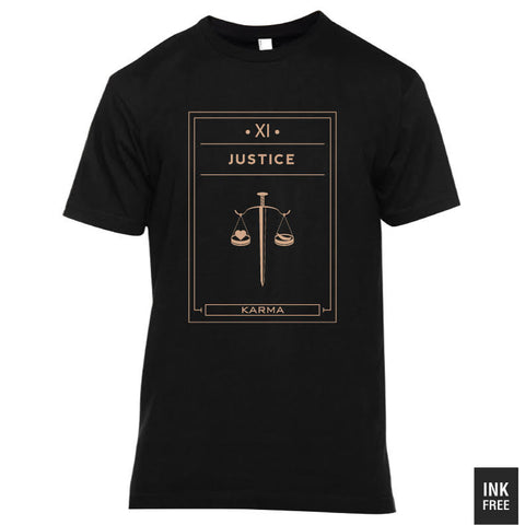 Justice Shirt- Rebel Seed