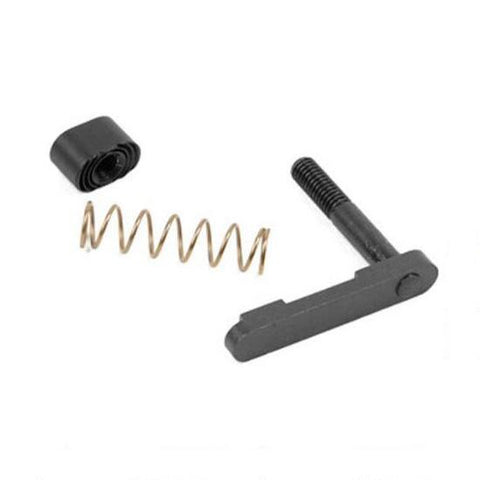 LBE Unlimited, AR Mag Catch Assembly, Black Finish