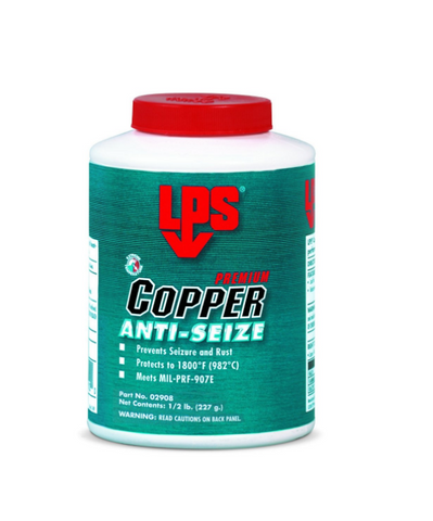 LPS Copper Anti-Seize, 0.5 lbs