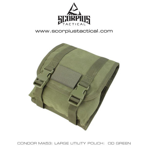 Condor MA53: Large Utility Pouch