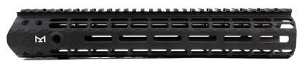 "M5 .308 Enhanced M-LOK Handguard Gen 2 - 12""- Black"