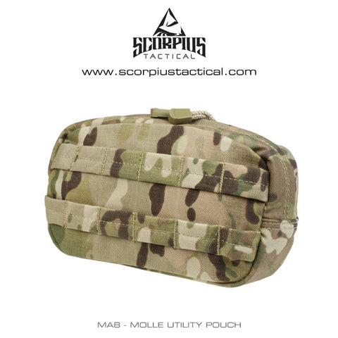 MA8 - Molle Utility Pouch