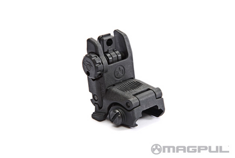 Magpul MBUS® - Magpul® Back-Up Sight – Rear