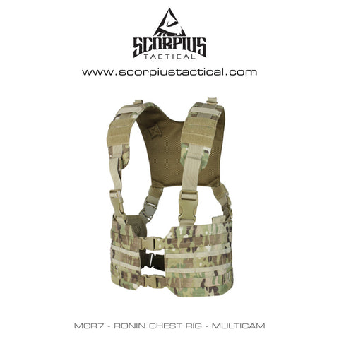 MCR7 - Ronin Chest Rig - Condor