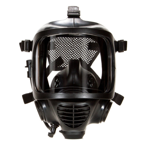 MIRA Safety CM-6M Tactical Gas Mask With Drinking system  - Full-Face Respirator for CBRN Defense