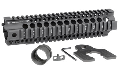 Midwest Industries Combat Rail T-Series Free Float - 10