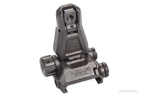 Magpul MBUS® Pro - Back-Up Sight – Rear