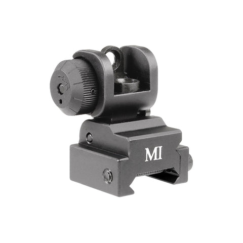 Midwest Industries Rear Sight Flip Up