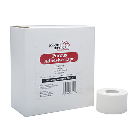 Moore Brand 1 inch, 10 yard medical tape
