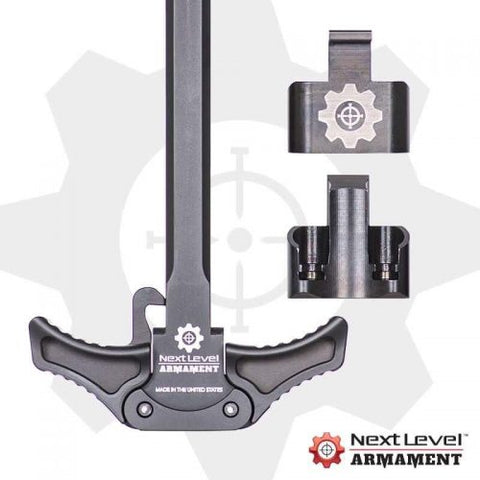Next Level Aramant MPX AMBI Charging Handle And Spring Plate