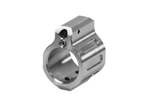 Odin Works Stainless Tuneable Gas Block - .750