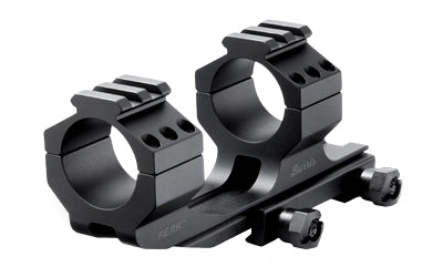 Burris AR Proper Eye Position Ready Mount (PEPR), 30mm Aluminum With Picatinny Tops