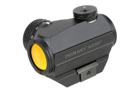 Primary Arms Advanced Micro Dot With Removable Base, Rotary Knob and 50k-Hour Battery Life
