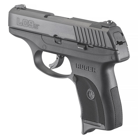 Ruger LC9s Pro 9mm Centerfire Pistol with No Manual Safety