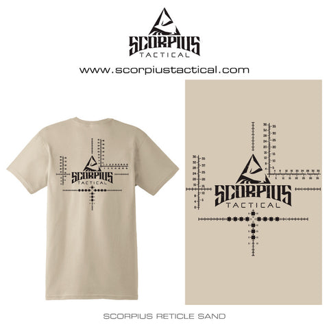 T-Shirt Scorpius Tactical - Sand