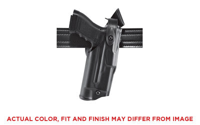 Safariland Model 6360 ALS/SLS Mid-Ride Level III Retention Duty Holster Fits Glock 19/23 with Light - Right Hand