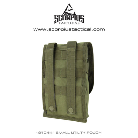 191044 - Small Utility Tactical Pouch With Molle - Condor