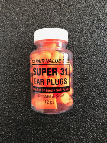 Super 31 Soft Ear plugs
