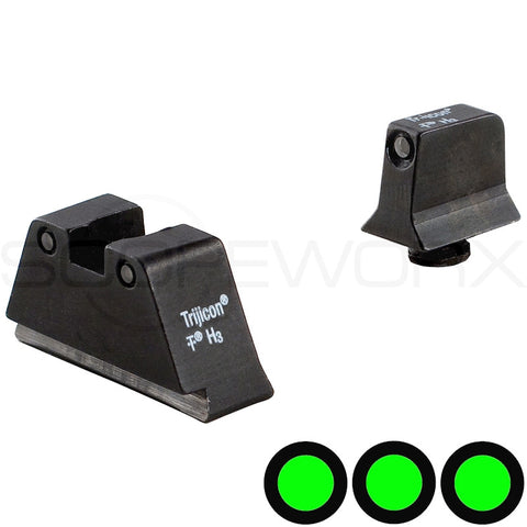 Trijicon GLOCK Night Sights- Suppressor Series