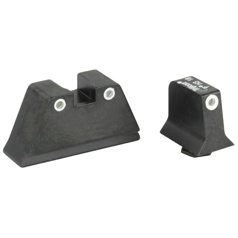 Trijicon Suppressor Height Night Sights for Glock 9mm