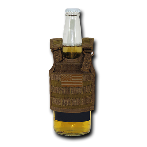 Tactical Deluxe Beer Koozie