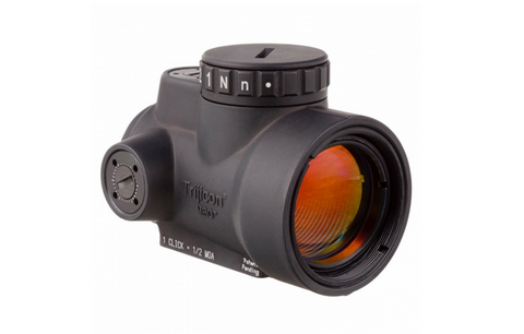 Trijicon MRO Red Dot Sight 2.0 MOA,1x25 Matte