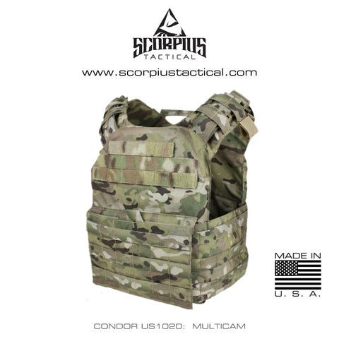 US1020 - Cyclone Lightweight Armor Plate Carrier - Condor